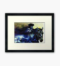 Scayrecrow - The Highwayman Framed Print