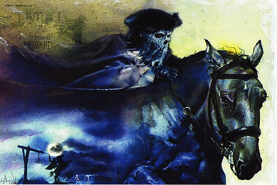 Scayrecrow - The Highwayman by Ashley Thorpe