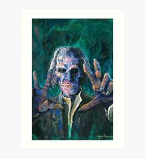 Grimsdyke - Tales From the Crypt Art Print