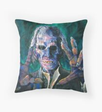 Grimsdyke - Tales From the Crypt Throw Pillow