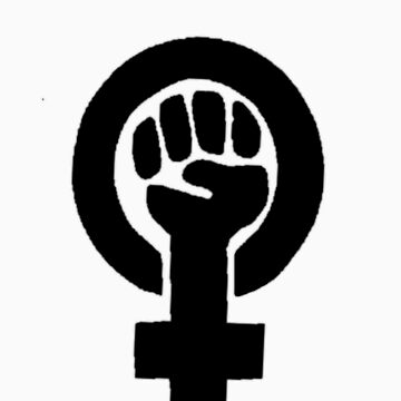 Feminism Support Logo by tribal191983
