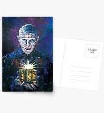 Pinhead - Hellraiser Postcards