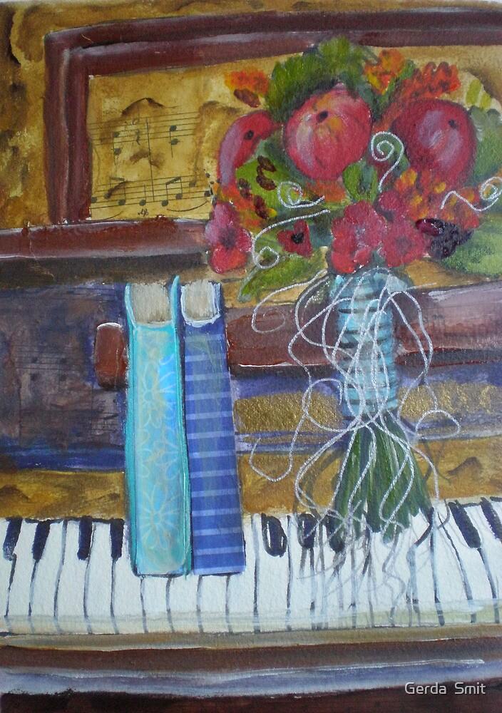 529 Painting by Gerda Smit by Gerda  Smit