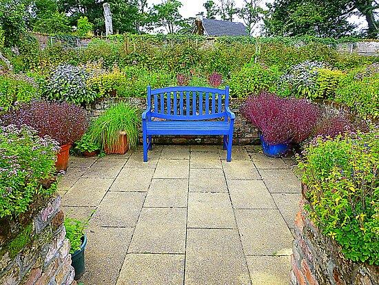 The Walled Garden by Fara