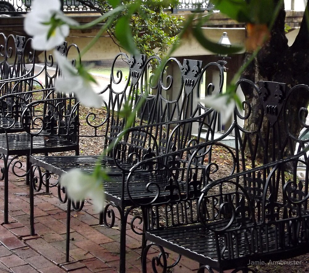 Street Seats by Jamie  Armbruster