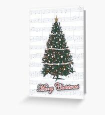 Merry Christmas #4 Greeting Card