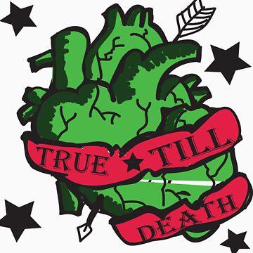 TRUE LOVE by ziondesign