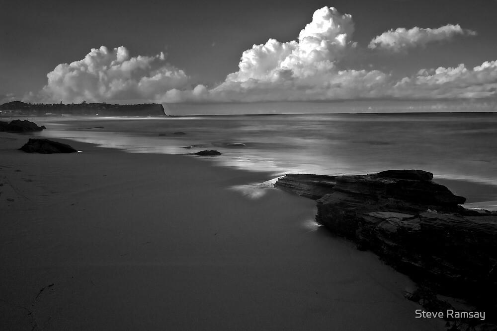 Warriewood Beach by Steve Ramsay
