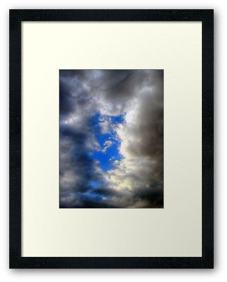 ©HCS Behind The Clouds More Heaven by OmarHernandez