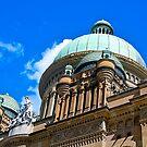 Domes, Queen Victoria Building, Sydney. by johnrf