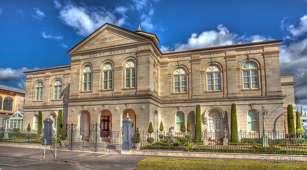 Old Toowoomba Courthouse by SeanBuckley