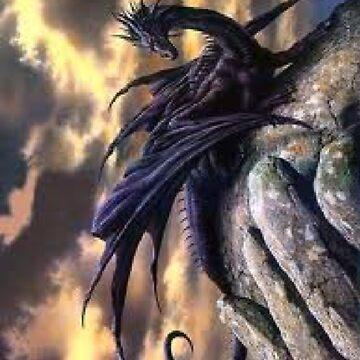 black dragon by joereid