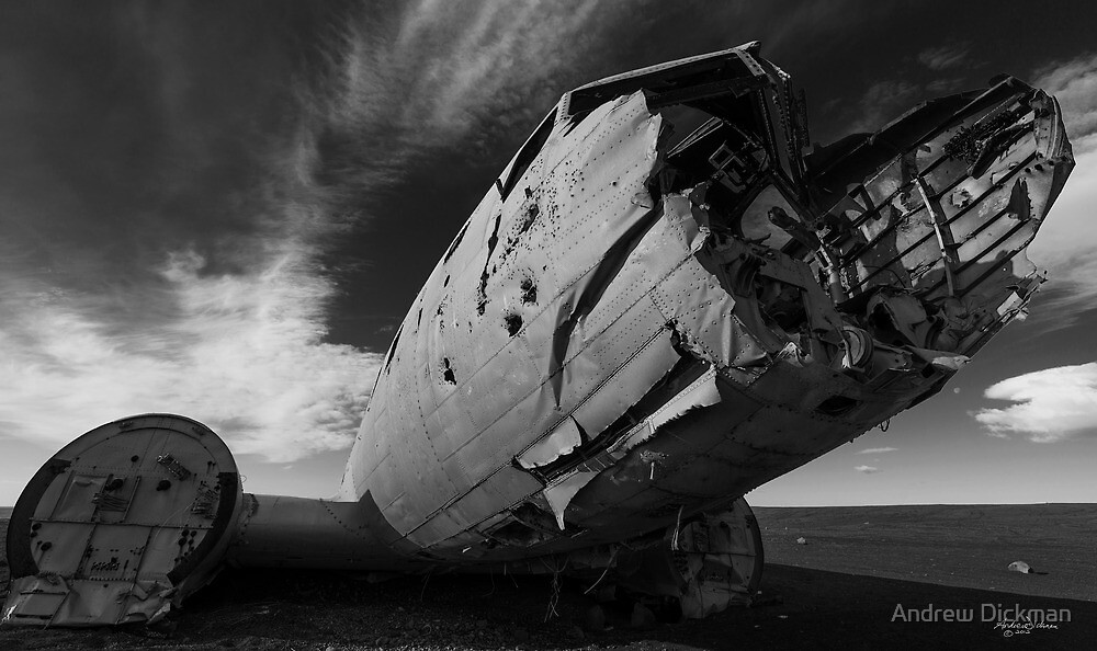 DC-3  by Andrew Dickman
