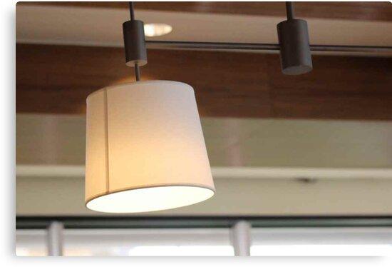 Fancy lamp by Louis Delos Angeles