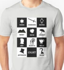 OUAT once upon a time T-Shirt
