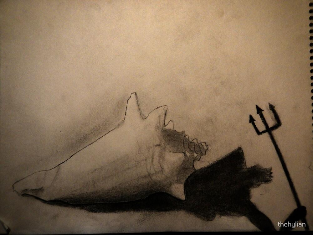 shadow of Poseidon  by thehylian