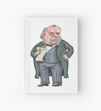 President Grover Cleveland Hardcover Journal
