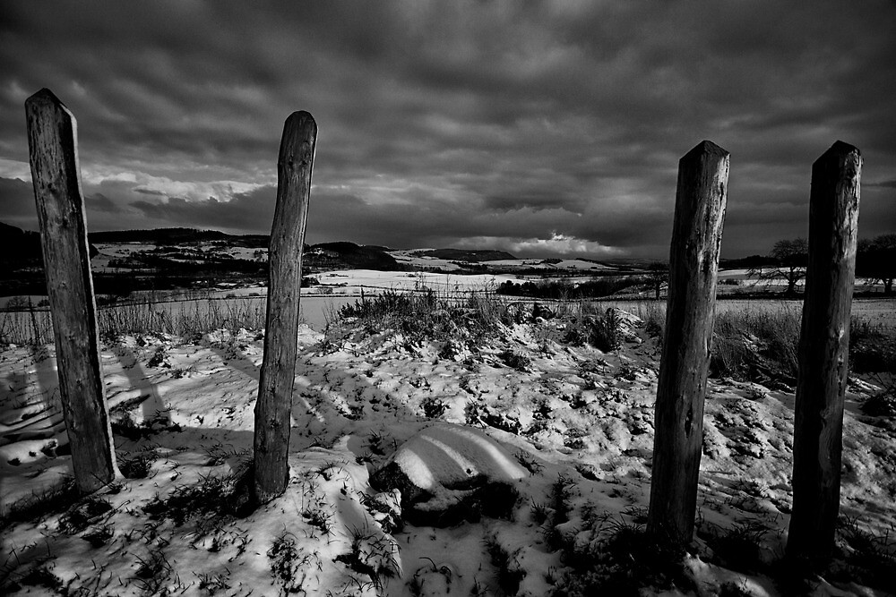 The Four Poles by fraser68