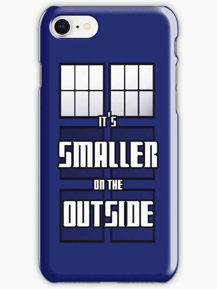 It's Smaller on the Outside by Cosmodious