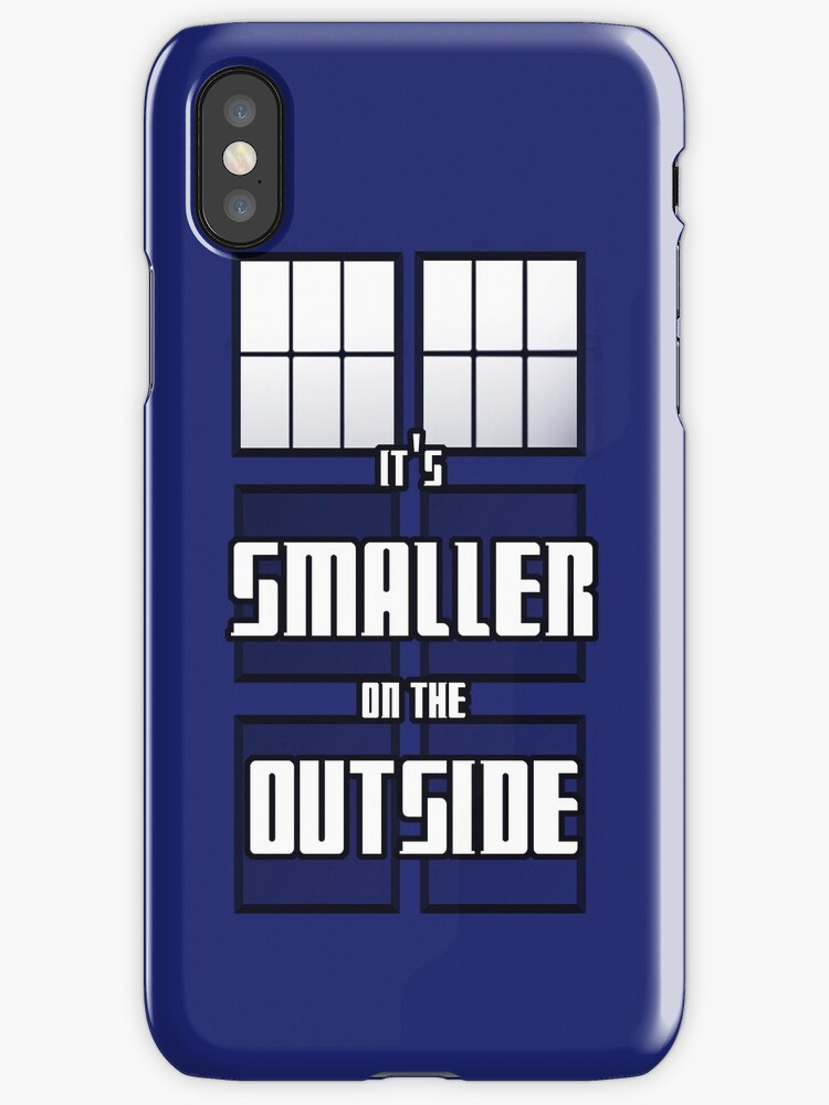 It's Smaller on the Outside by Benjamin Nunn