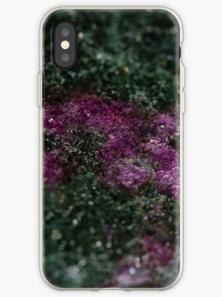 Ruby Zoisite - iPhone by Sandra Chung