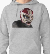 Lucha Monkey Pullover Hoodie