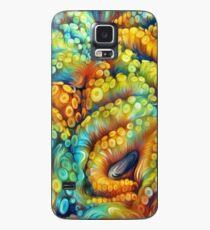 Funda/vinilo para Samsung Galaxy Tentáculos