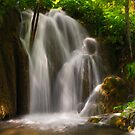 Waterfalls by Ivan  Prebeg