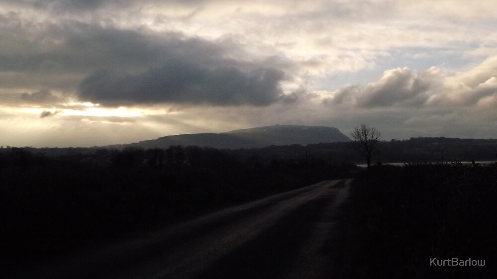 Road to Grave Mountain (1) by KurtBarlow