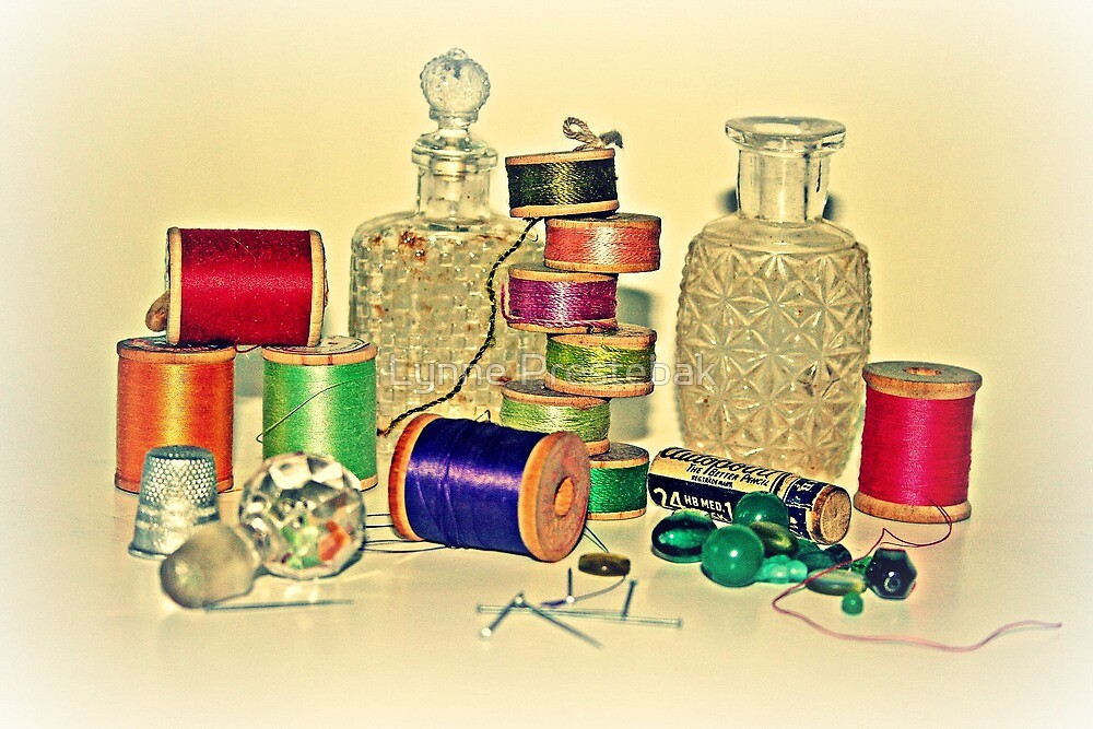 trinkets by Lynne Prestebak