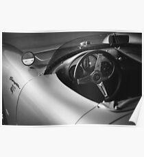 Porsche 550 Spyder Classic Poster