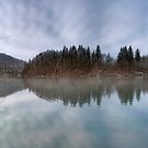 Plitvice panorama by Ivan  Prebeg