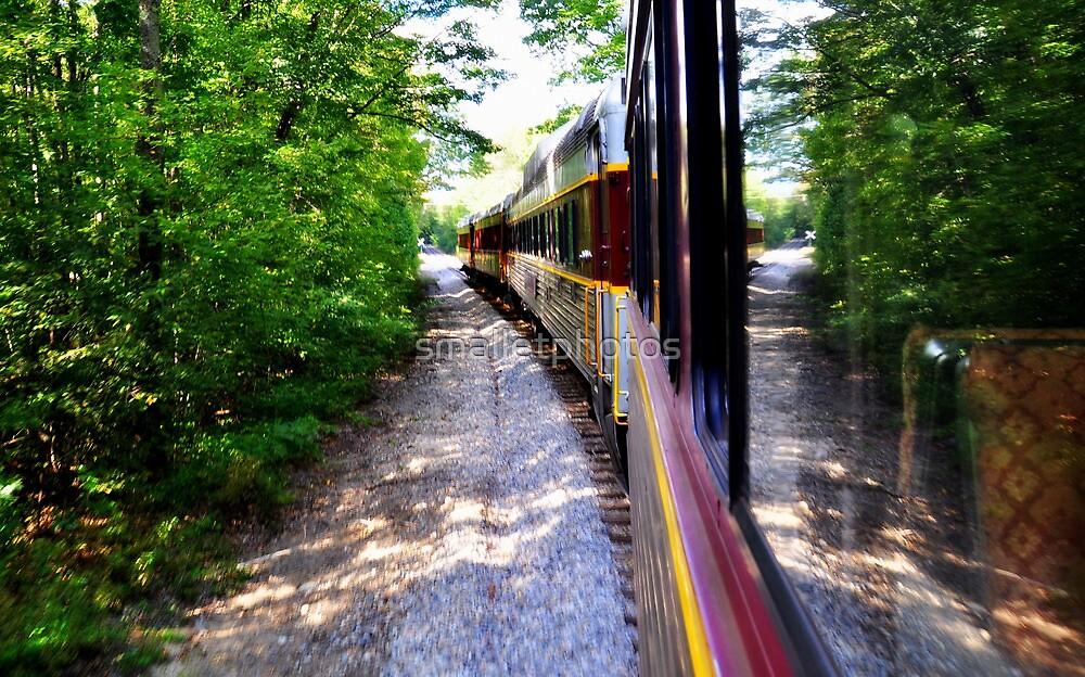 Last Train To Clarksville by smalletphotos
