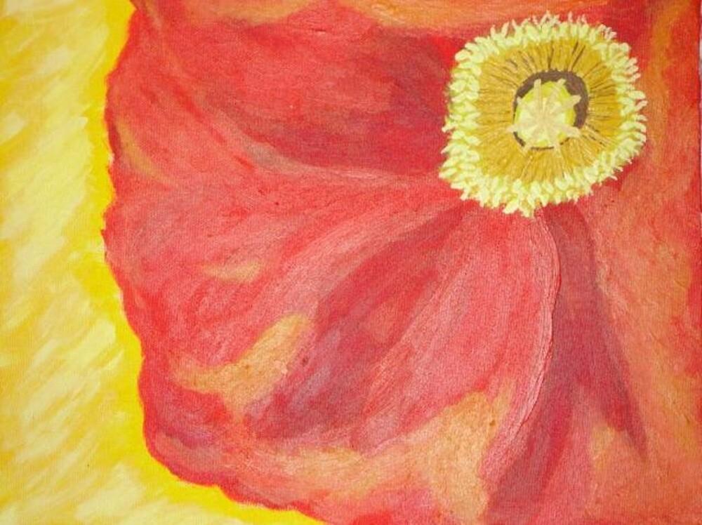 Poppy by Valerie Howell