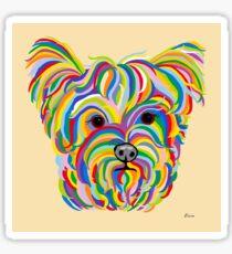 Yorkshire Terrier - YORKIE! Sticker