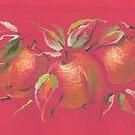 Winter Apples by Mara Irbe