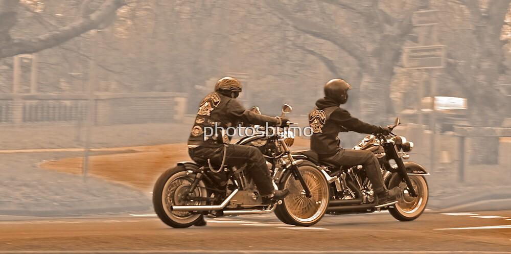 Vintage bikers by photosbymo