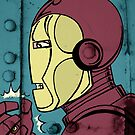 Armored Man by dawlism