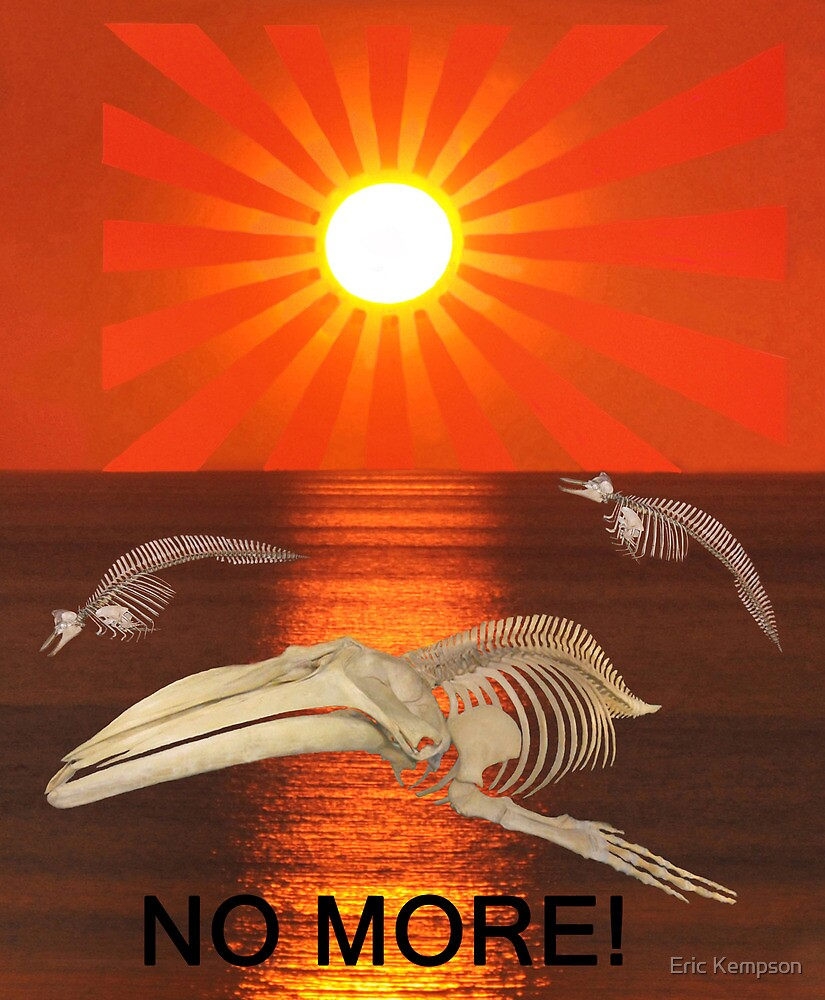 No More by Eric Kempson