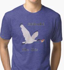 Beware the Ibis Tri-blend T-Shirt