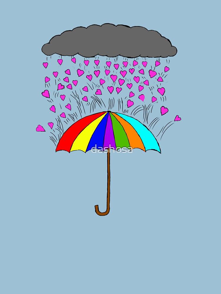 Regen der Liebe von dashosa