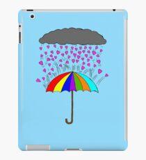 Rain of Love iPad Case/Skin