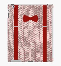 11th Doctor -  Bow-tie and Braces iPad Case/Skin