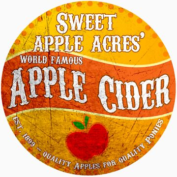 Sweet Apple Acre's Finest Apple Cider by Octowana
