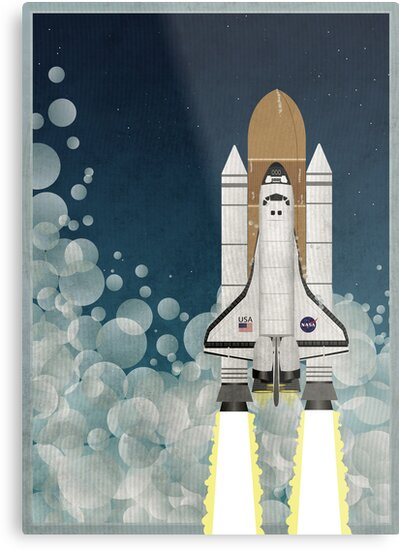 Space Shuttle by Wyattdesign