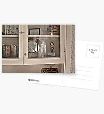 Lizzie Borden's Books Postcards