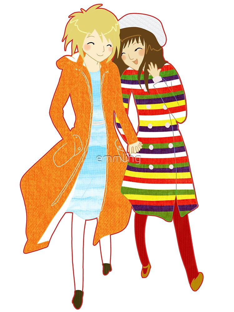 Glee - Faberry by emmling