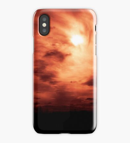 eagleeyesky iPhone Case