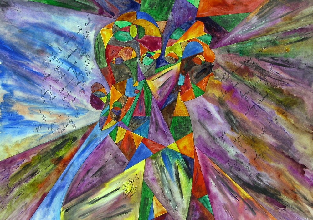 """... As We Go Along"" (2012) by Christine Ghattas"