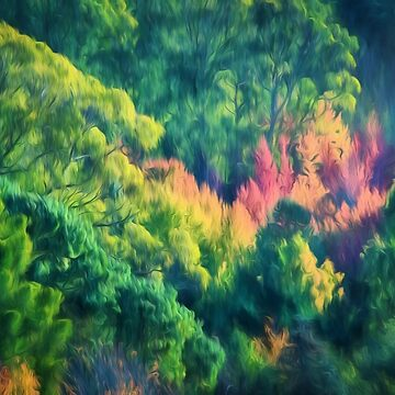 Autumn in the Hills   (GO) by RayW